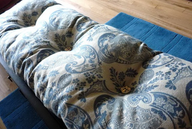 Patio Cushion Slipcovers Diy