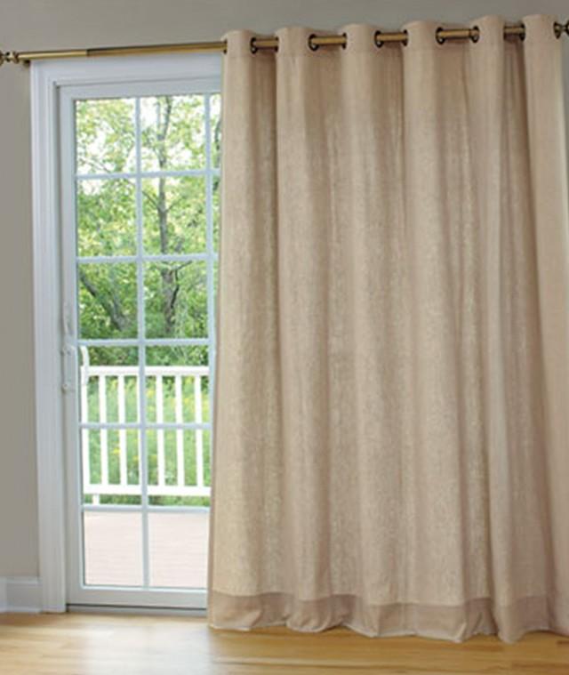 Patio Door Curtain Panels