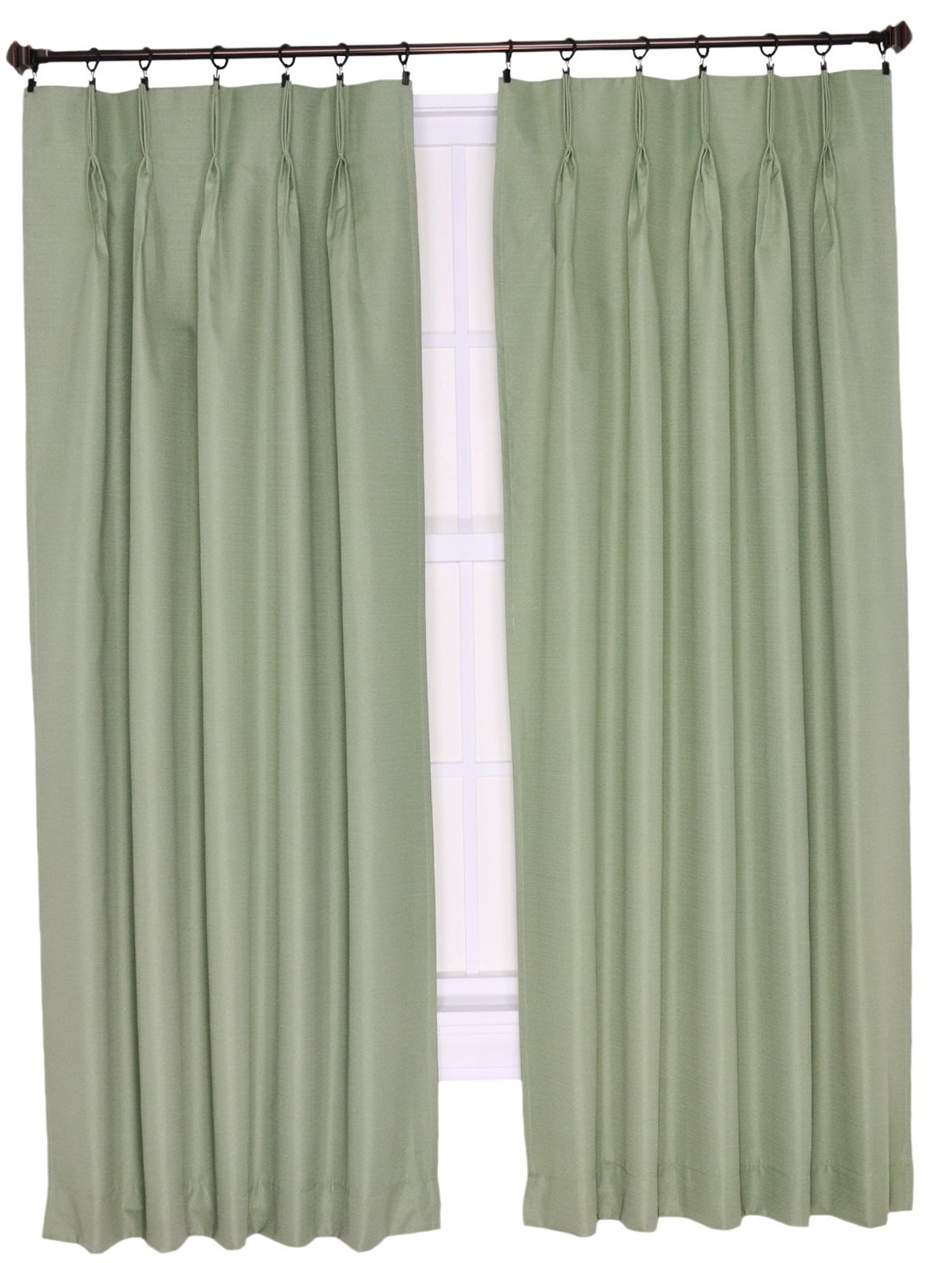 Pinch Pleated Curtains For Sliding Glass Doors