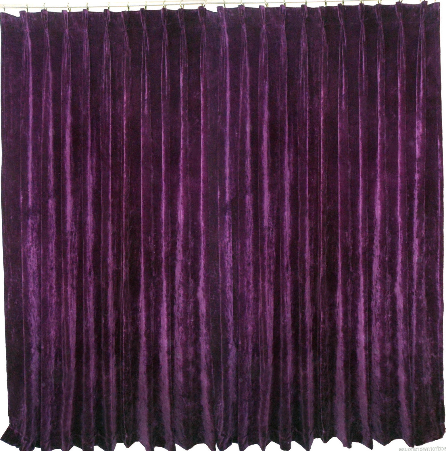Purple Velvet Curtains Uk