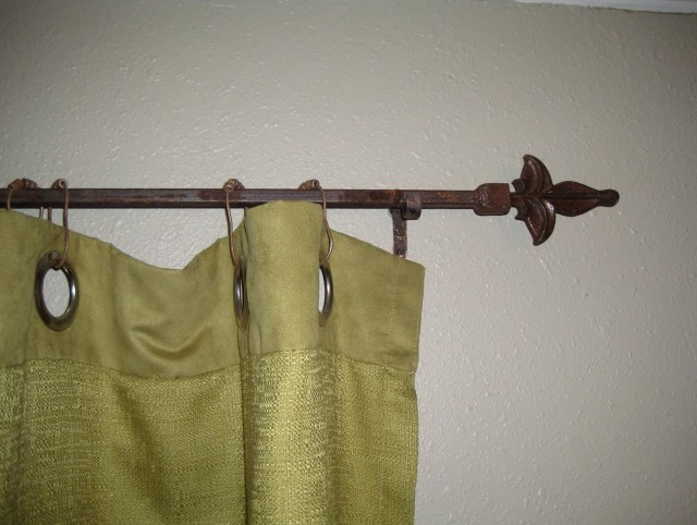 Putting Up Curtains With Hooks