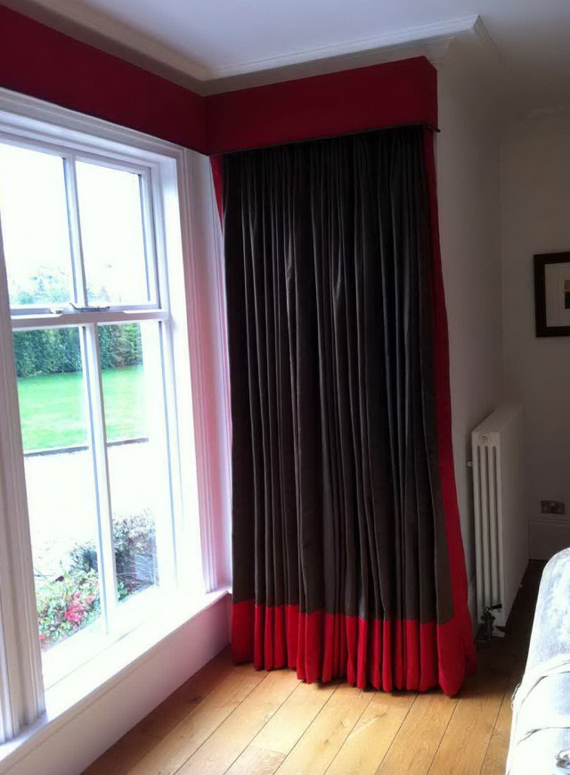 Red Blackout Curtains Wilkinsons