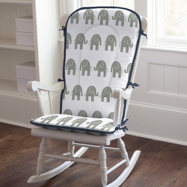 Rocking Chair Cushion Pattern
