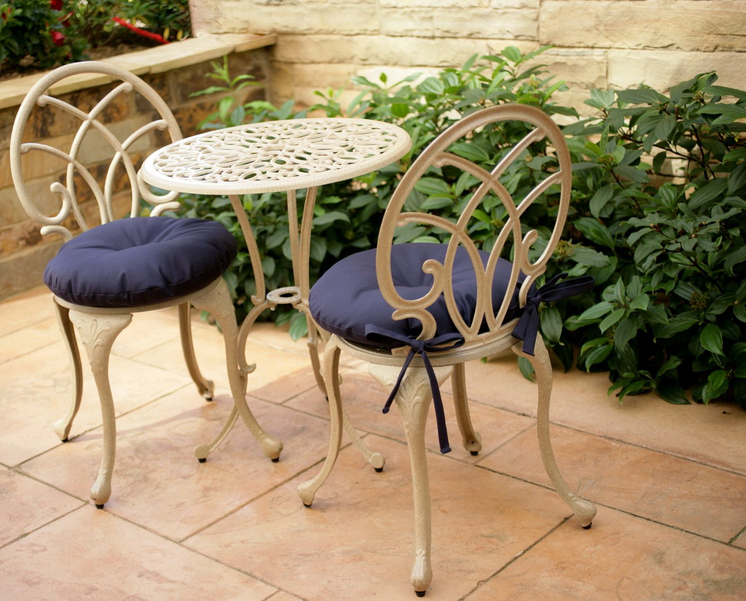 Round Chair Cushions Outdoor