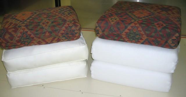 Seat Cushion Foam Repair