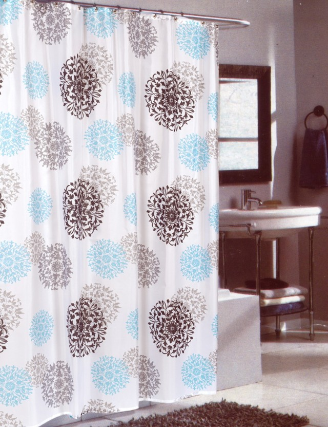 Shower Curtain Length And Width