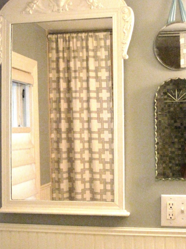 Shower Curtain Size For Stand Up Shower