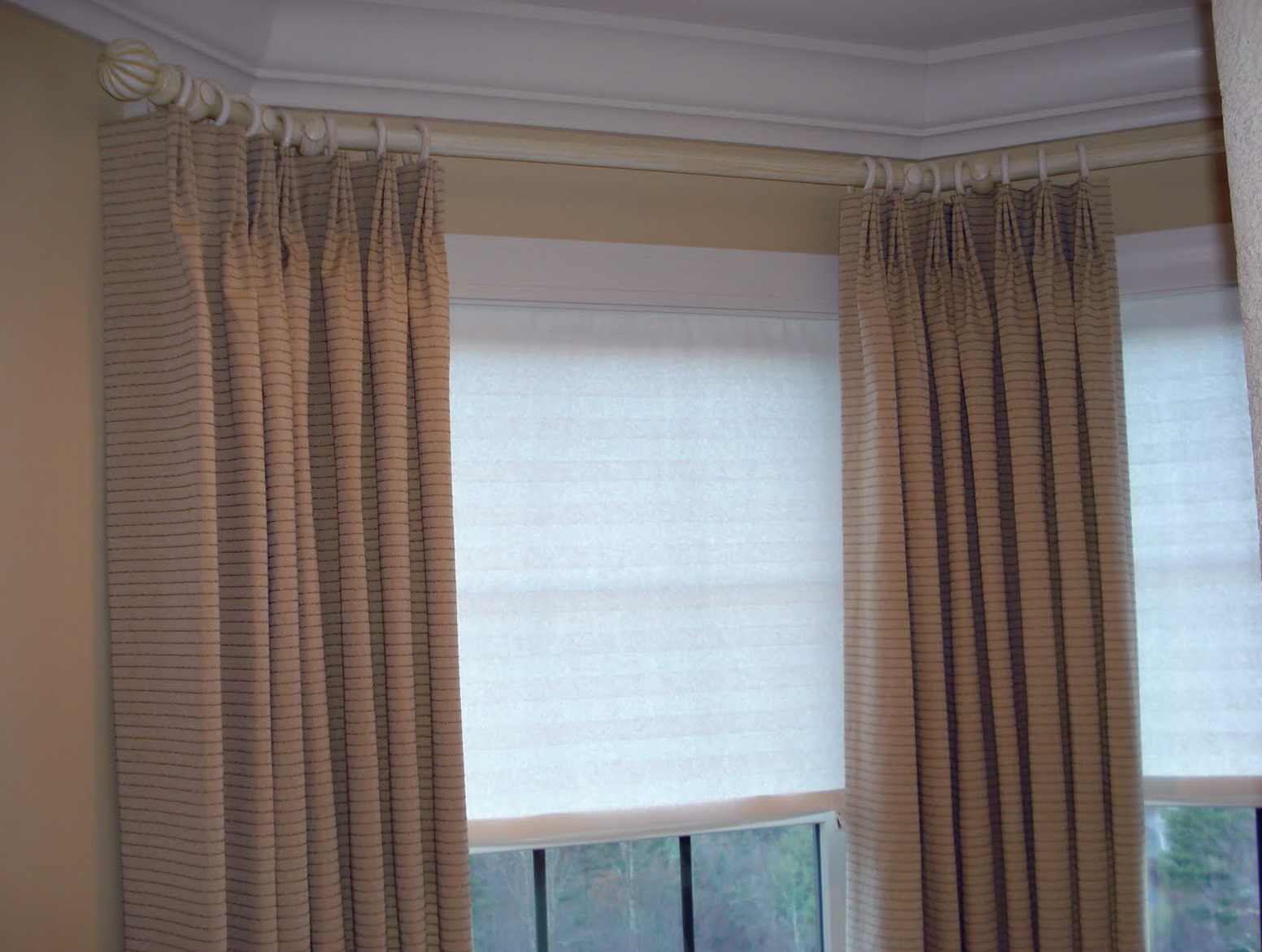 Side Window Curtain Panels