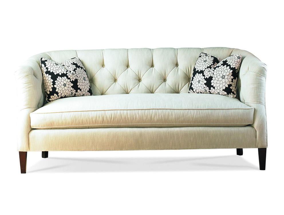 Single Cushion Sofa Sectional