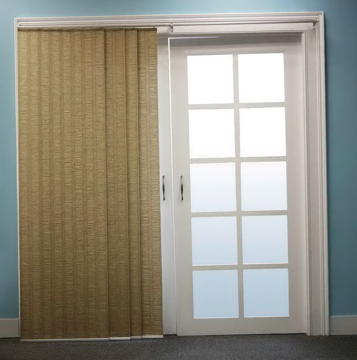 Sliding Panel Curtains Home Depot