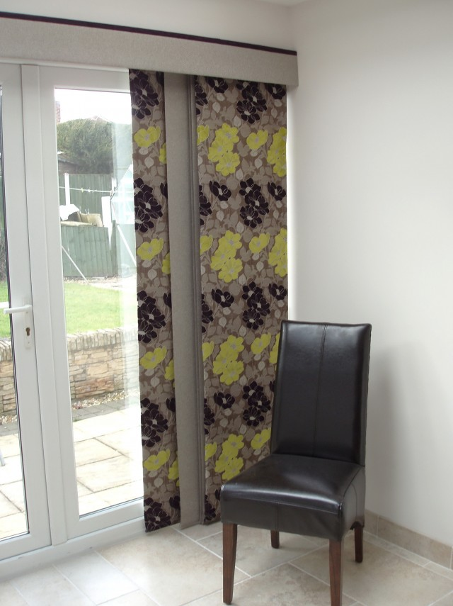 Sliding Panel Curtains Uk