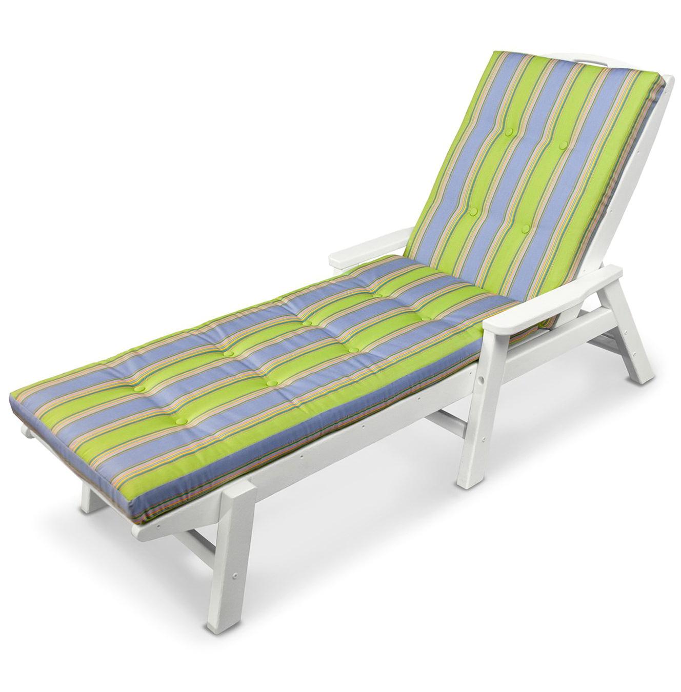 Sunbrella Chaise Lounge Cushions 77 X 25