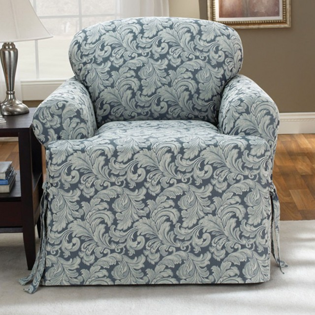 T Cushion Chair Slipcover Pattern