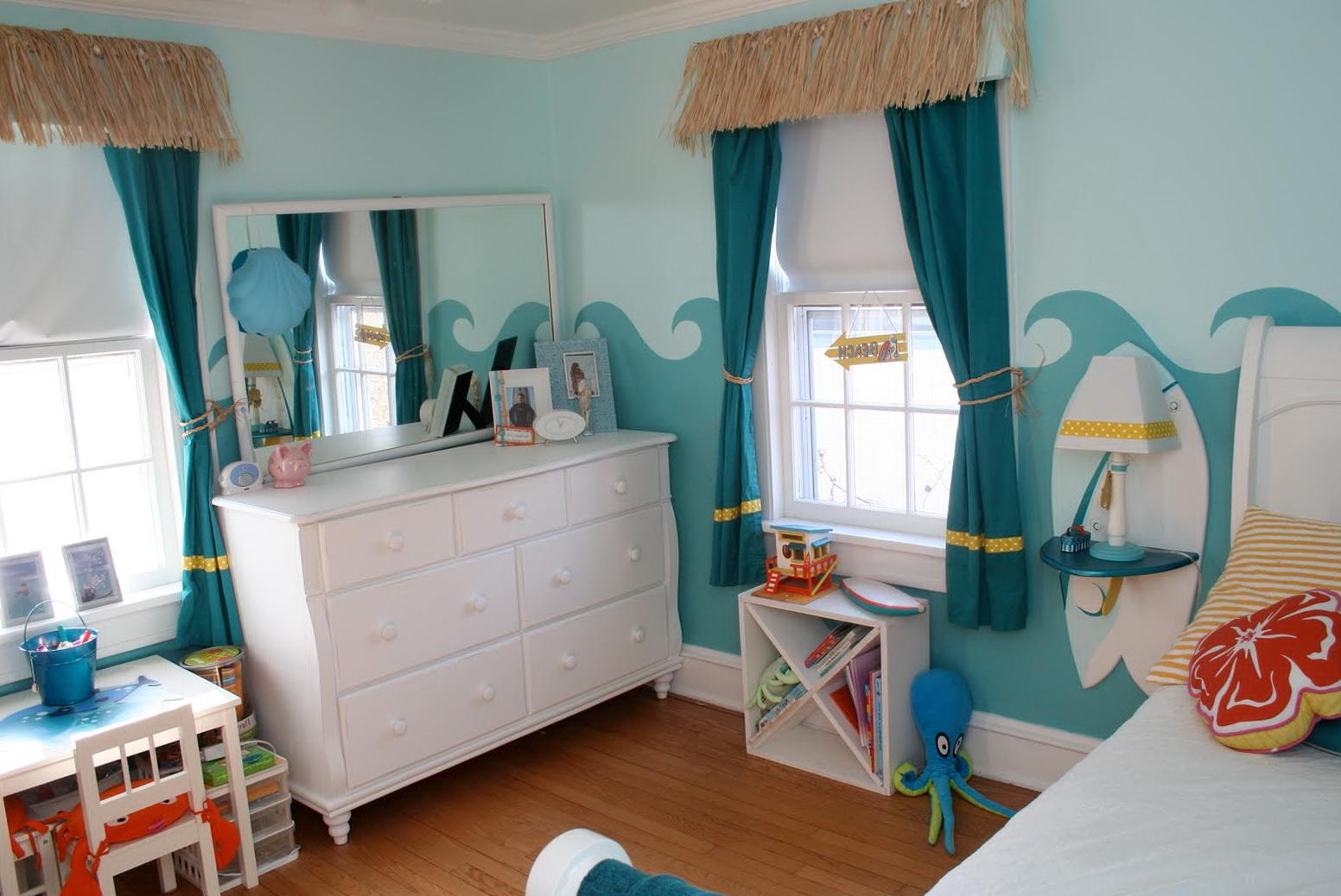 Teenage Girls Bedroom Curtains