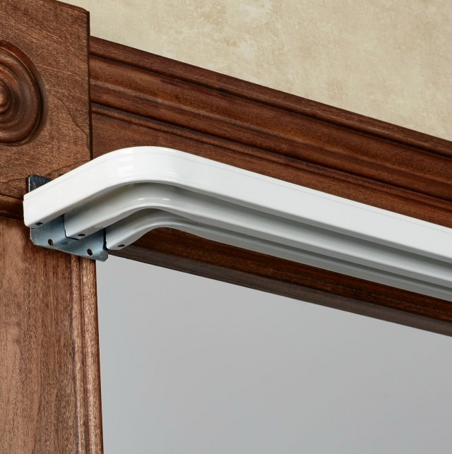 Triple Curtain Rod Set