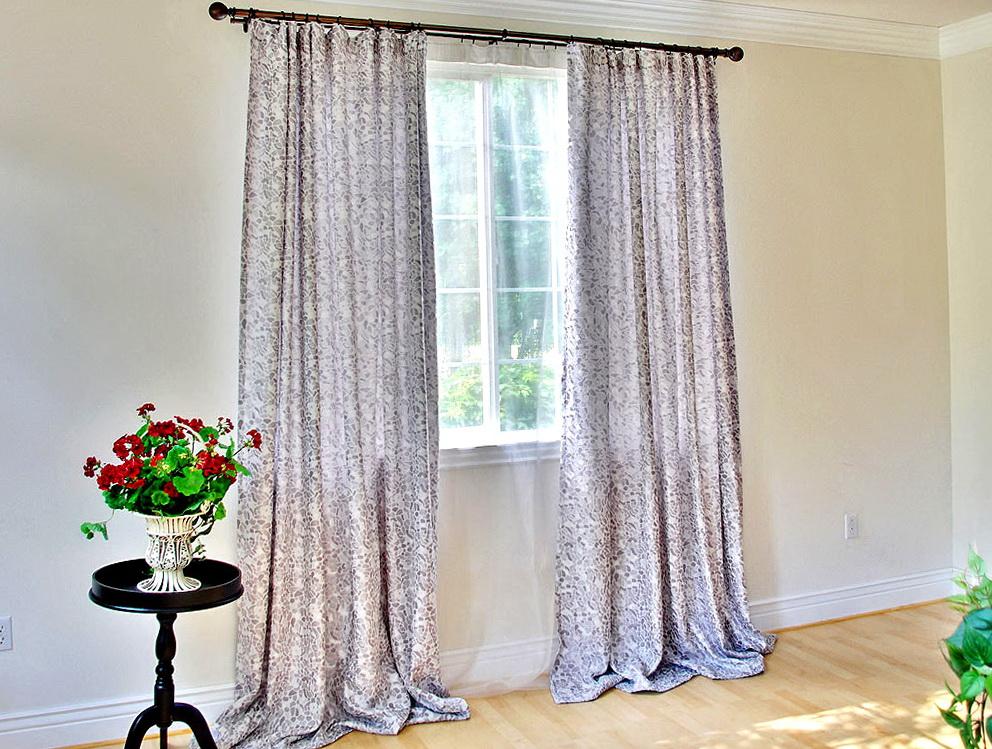 Valeron Stradivari Window Curtain Panels