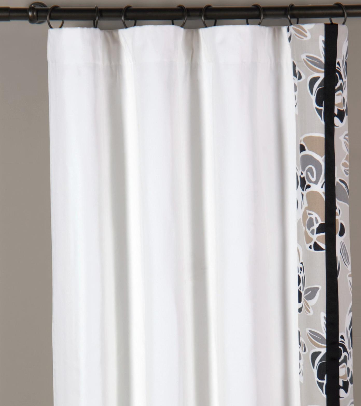 White Cafe Curtains Amazon