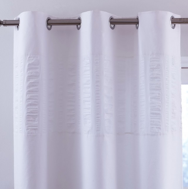 White Thermal Curtains 63