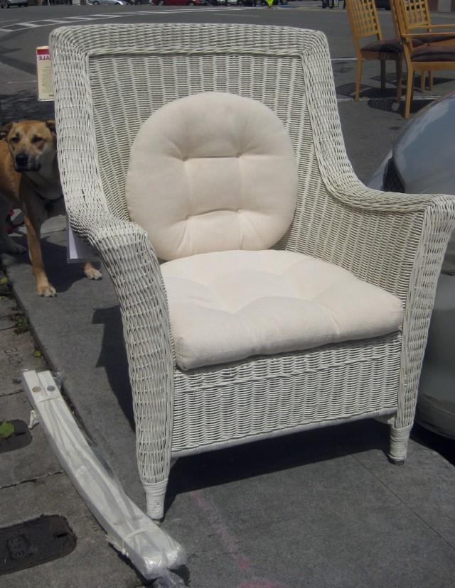 Wicker Chair Cushions Pier One