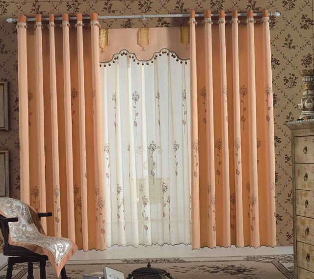 Window Curtains Ideas For Living Room 2015