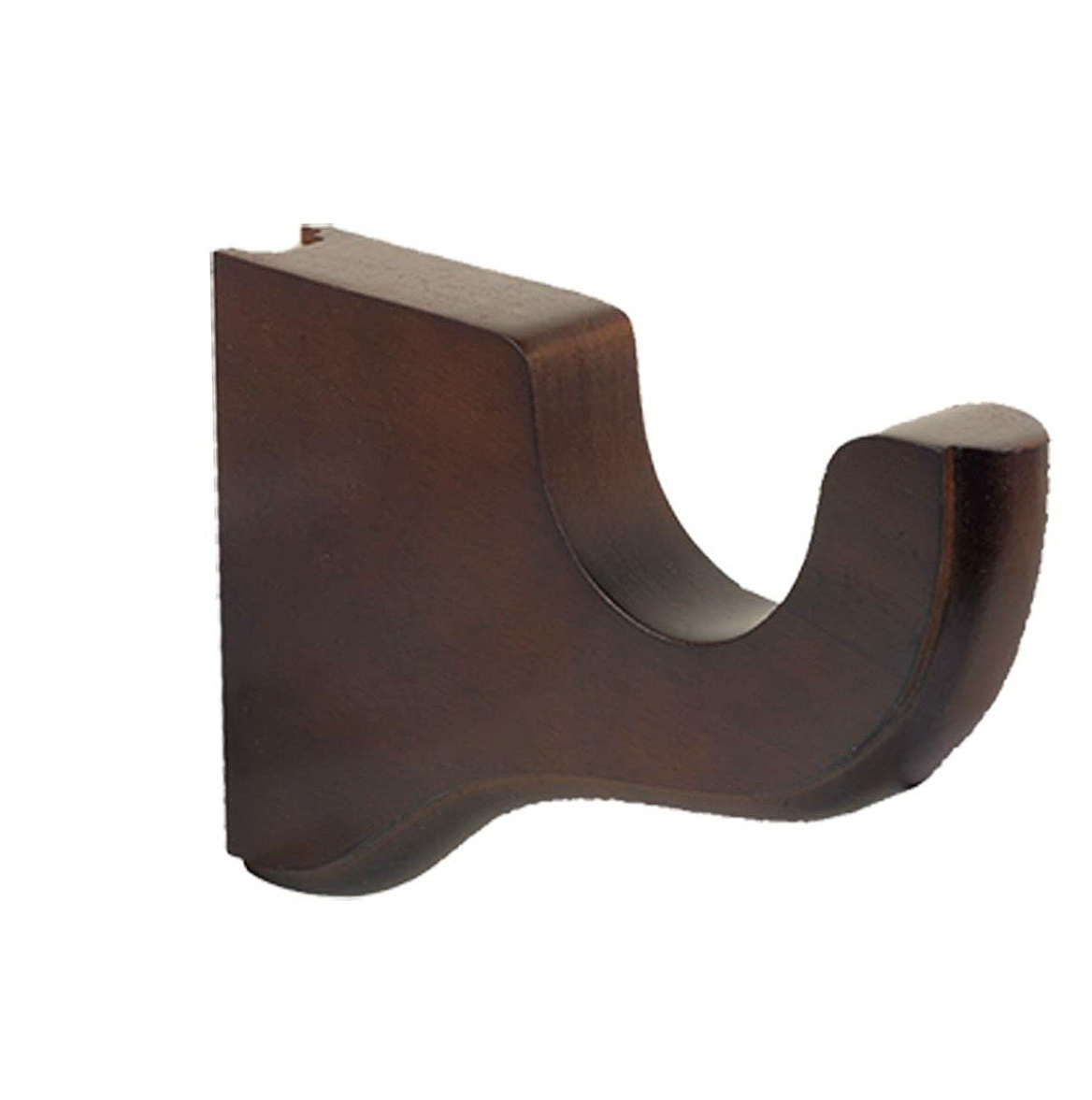 Wooden Curtain Rod Brackets