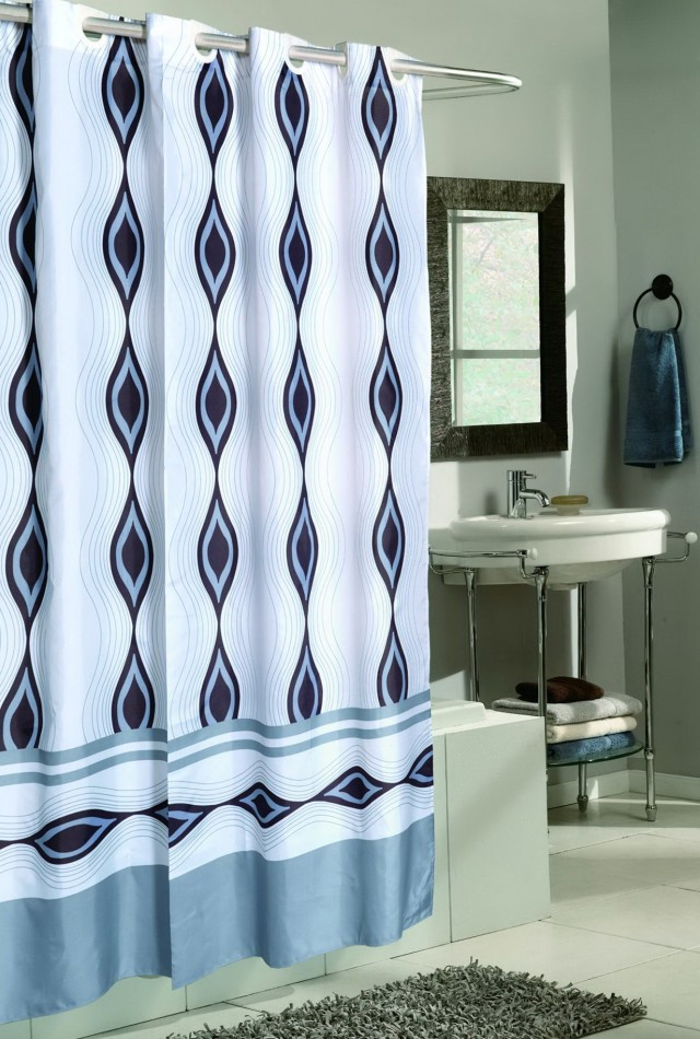 108 Shower Curtain Liner