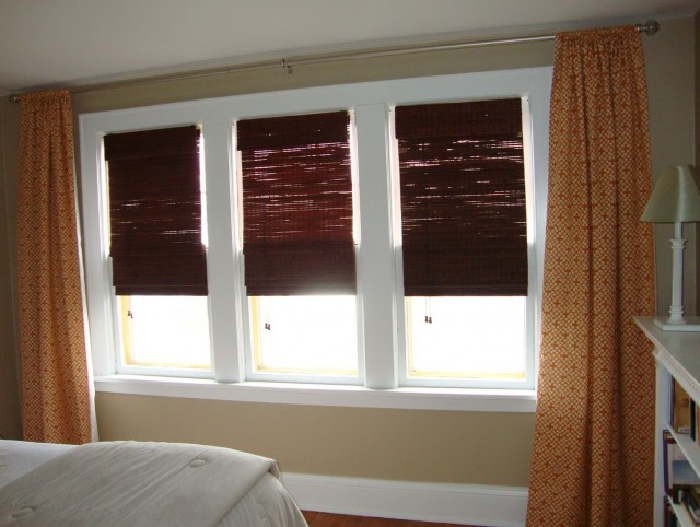 3 Window Curtains Designs