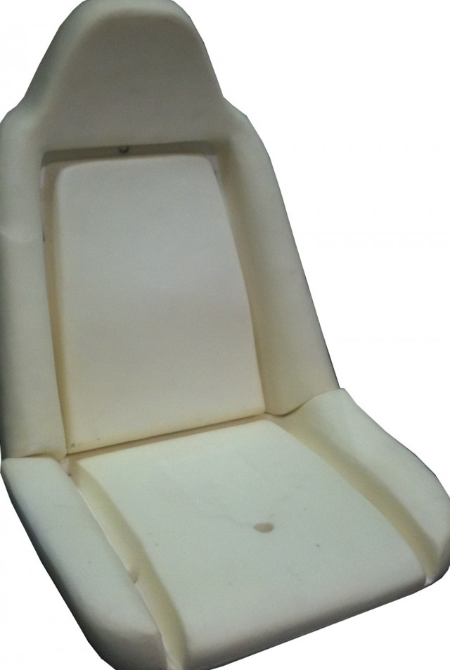 Auto Seat Cushion Foam Replacement