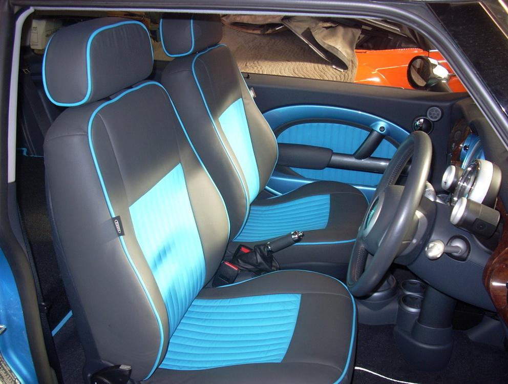 Auto Seat Cushion Repair