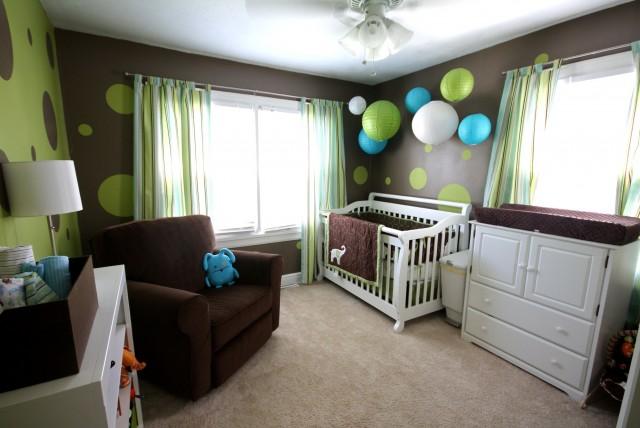 Baby Boy Nursery Curtains