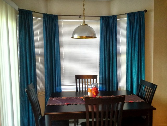 Bay Window Curtains Long Or Short
