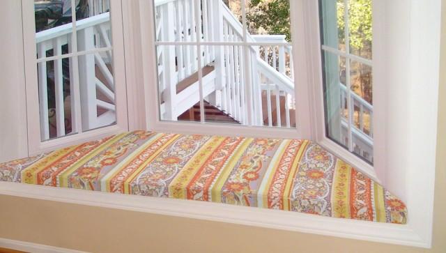 Bay Window Cushion Covers