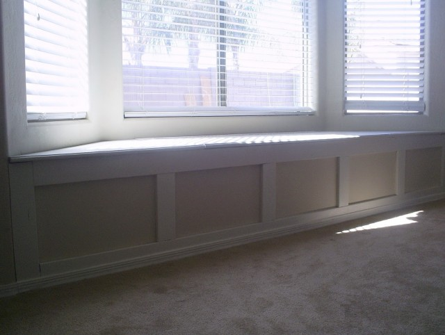 Bay Window Seat Cushions How To Make