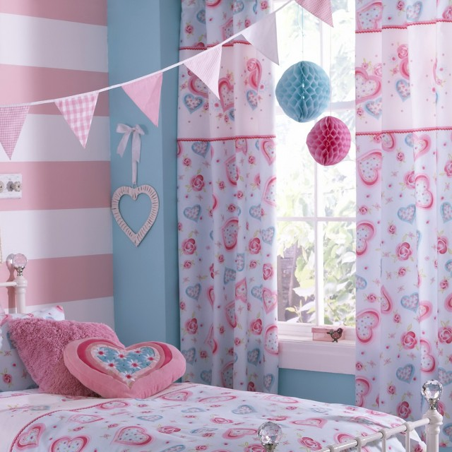 Beds With Curtains For Girls