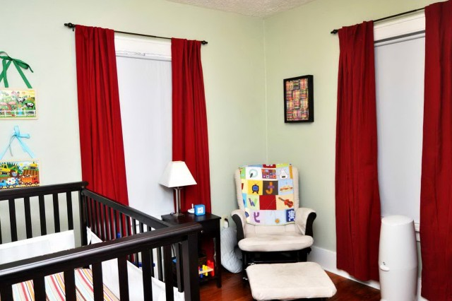 Blackout Curtains For Baby Room