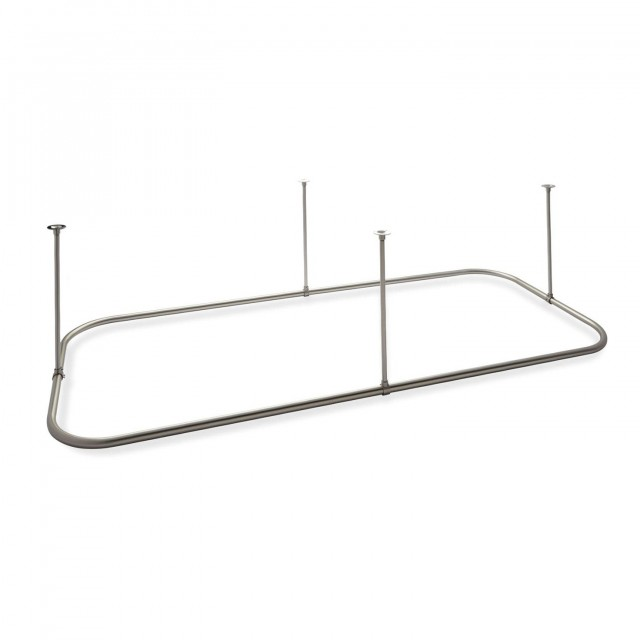 Ceiling Mounted Shower Curtain Track Uk