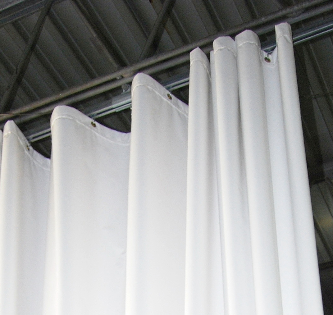 Ceiling Track Curtains Home Depot