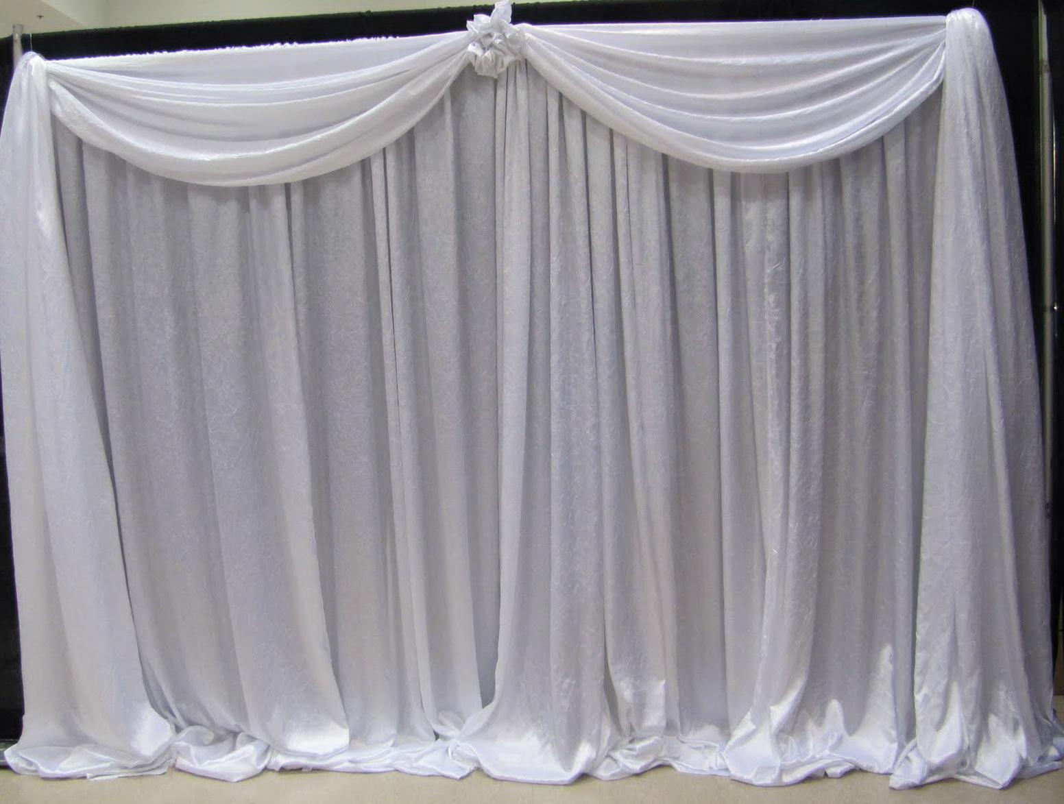 Cheap White Curtains Bulk