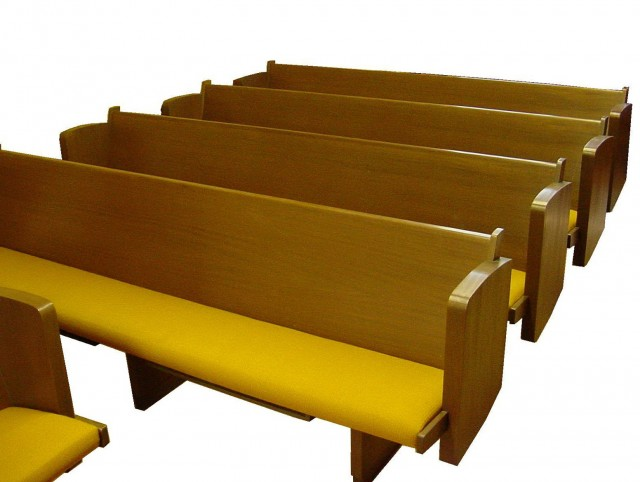 Church Pew Cushions For Sale