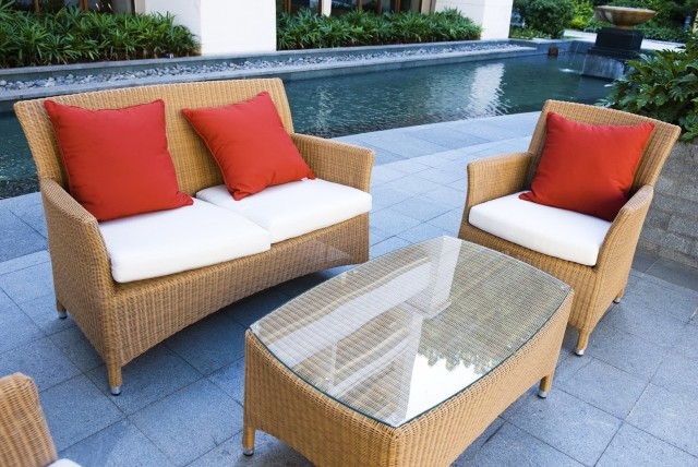 Clean Outdoor Cushions Sunbrella