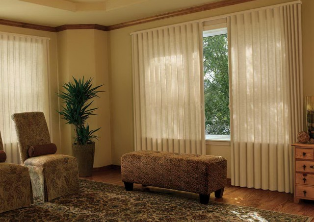 Curtain Ideas For Sliding Glass Door