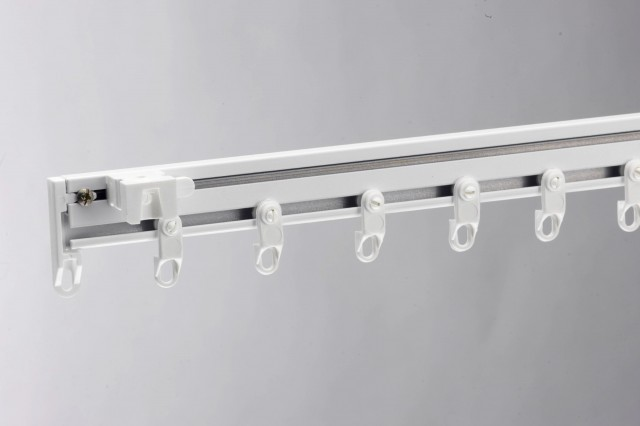 Curtain Track Gliders Sizes