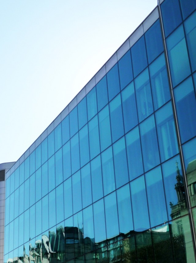 Curtain Wall System Details