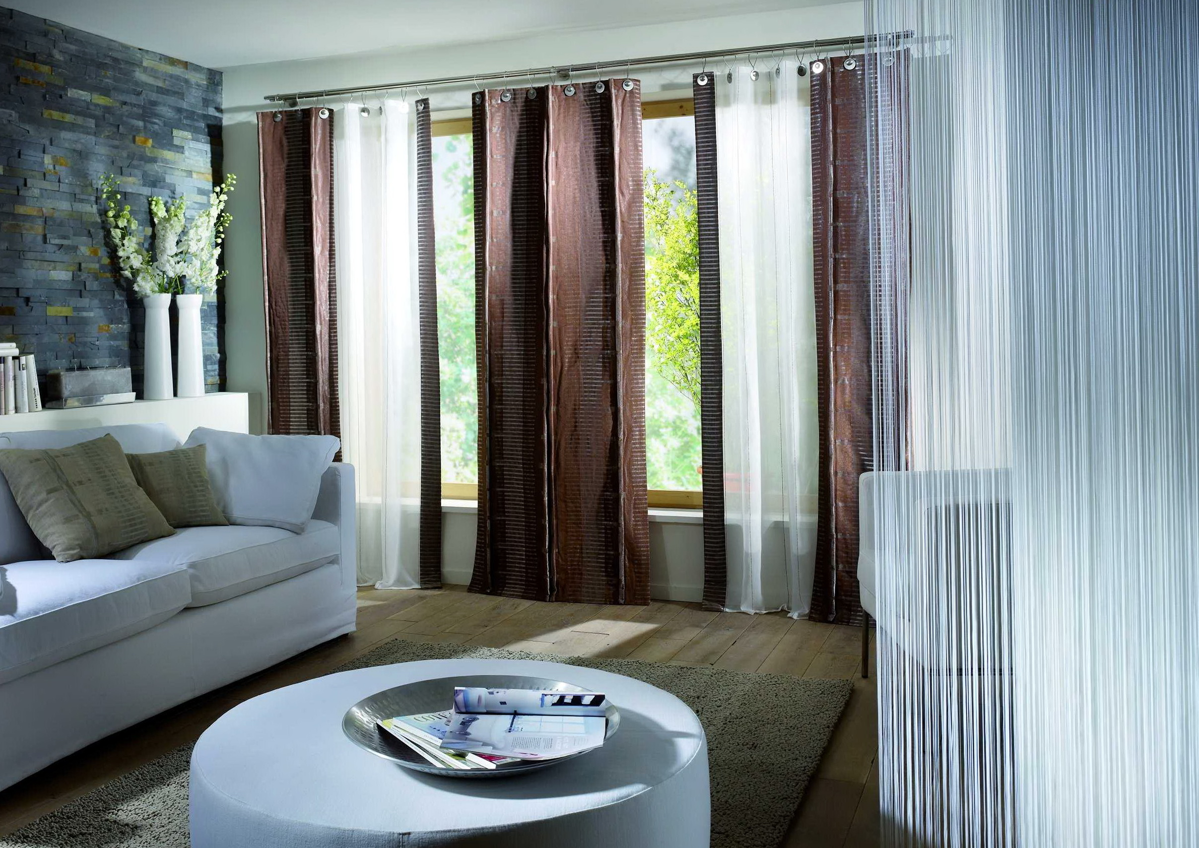 Curtains And Blinds Living Room