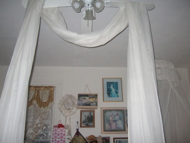 Curtains Around Bed Called