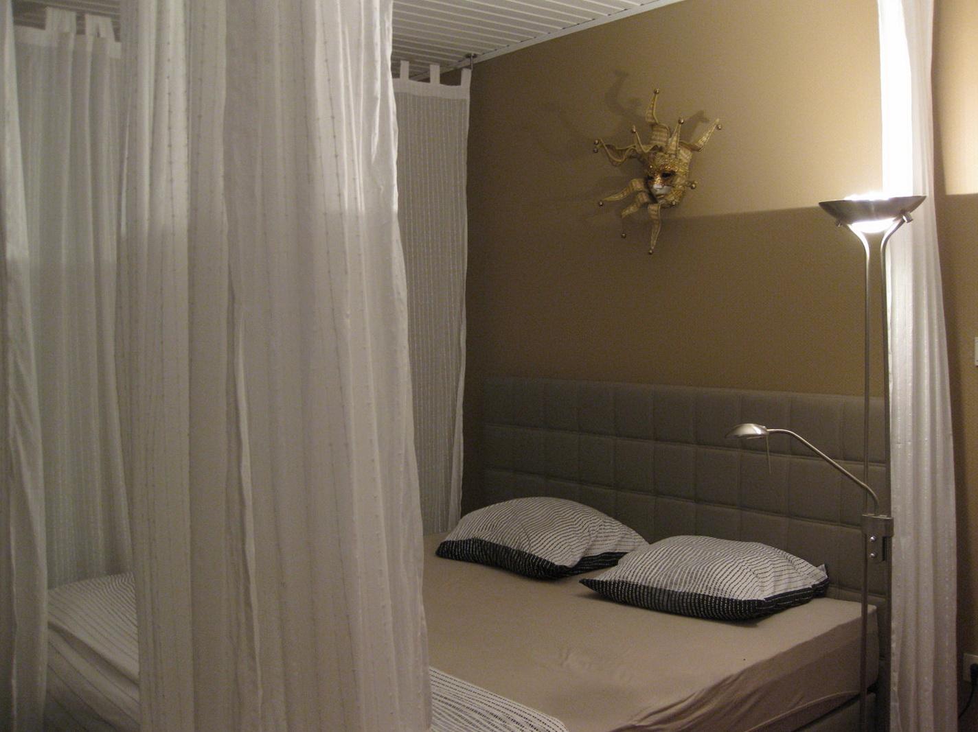 Curtains Around Bed Ikea