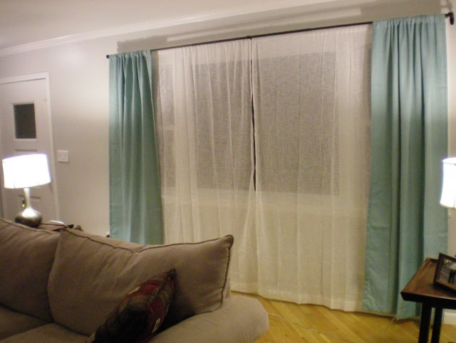 Curtains For Blue Gray Walls