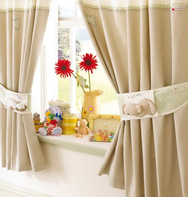 Curtains For Kids Room Online India