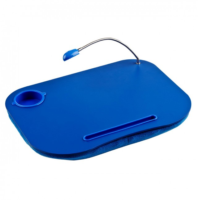 Cushioned Lap Desk With Storage