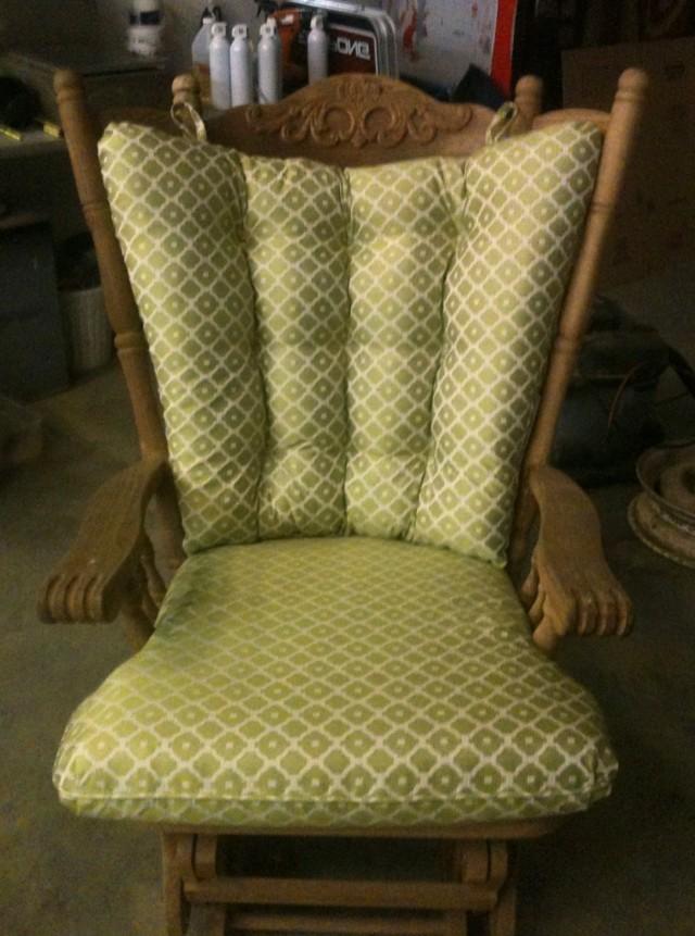 Cushions For Glider Rocker Set